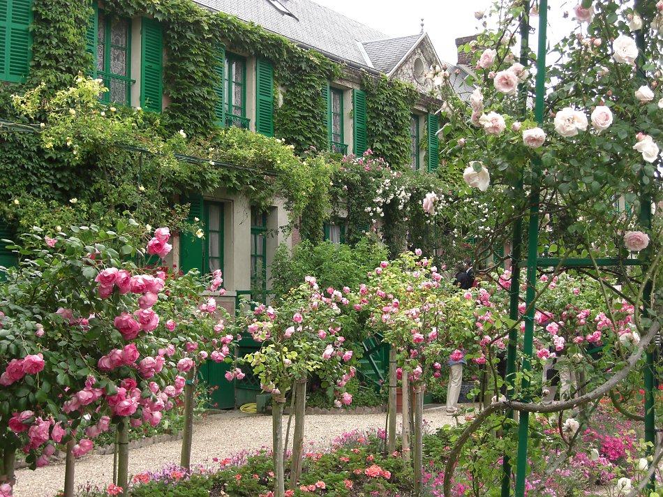 Dr. Seick Kultur- und Gartenreisen - 18-10) Normandie - Im Lichte Monets