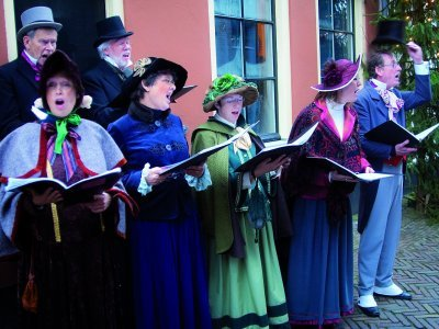 Charles Dickens-Fest in Deventer